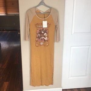 Wild Child Raglan Dress